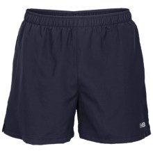 New Balance On the Rise Shorts - 5'' (For Men) in Aviator - Closeouts