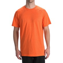 New Balance Perfect Heather T-Shirt - Short Sleeve (For Men) in Flame - Closeouts