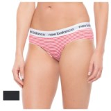 New Balance Printed Bonded Panties - Bikini, 2-Pack (For Women)