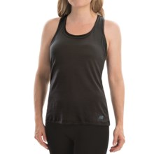 New Balance Racerback Tank Top (For Women) in Black - Closeouts