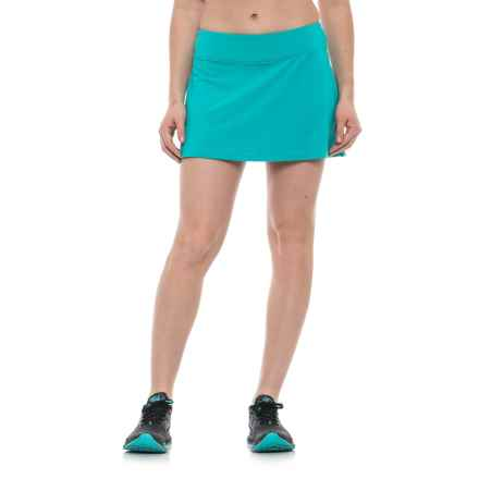 New Balance Rally Skorts For Women) in Pisces - Closeouts