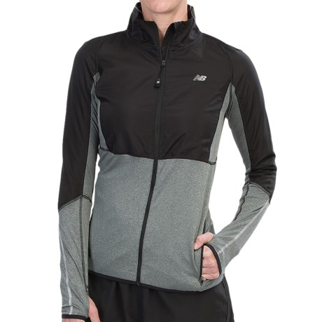 photo: New Balance Raptor Jacket wind shirt