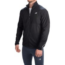 New Balance Raptor Speed Jacket (For Men) in Black - Closeouts