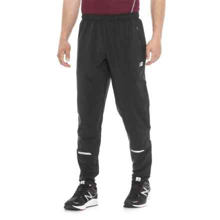 New Balance Run Pants (For Men) in Black - Closeouts