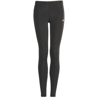 New Balance Run Tights (For Women) in Black