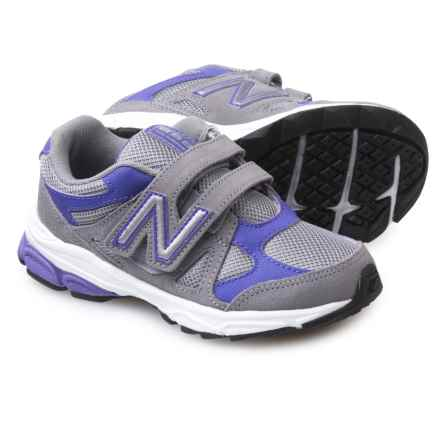 New Balance Running Shoes (For Little and Big Girls) in Grey - Closeouts