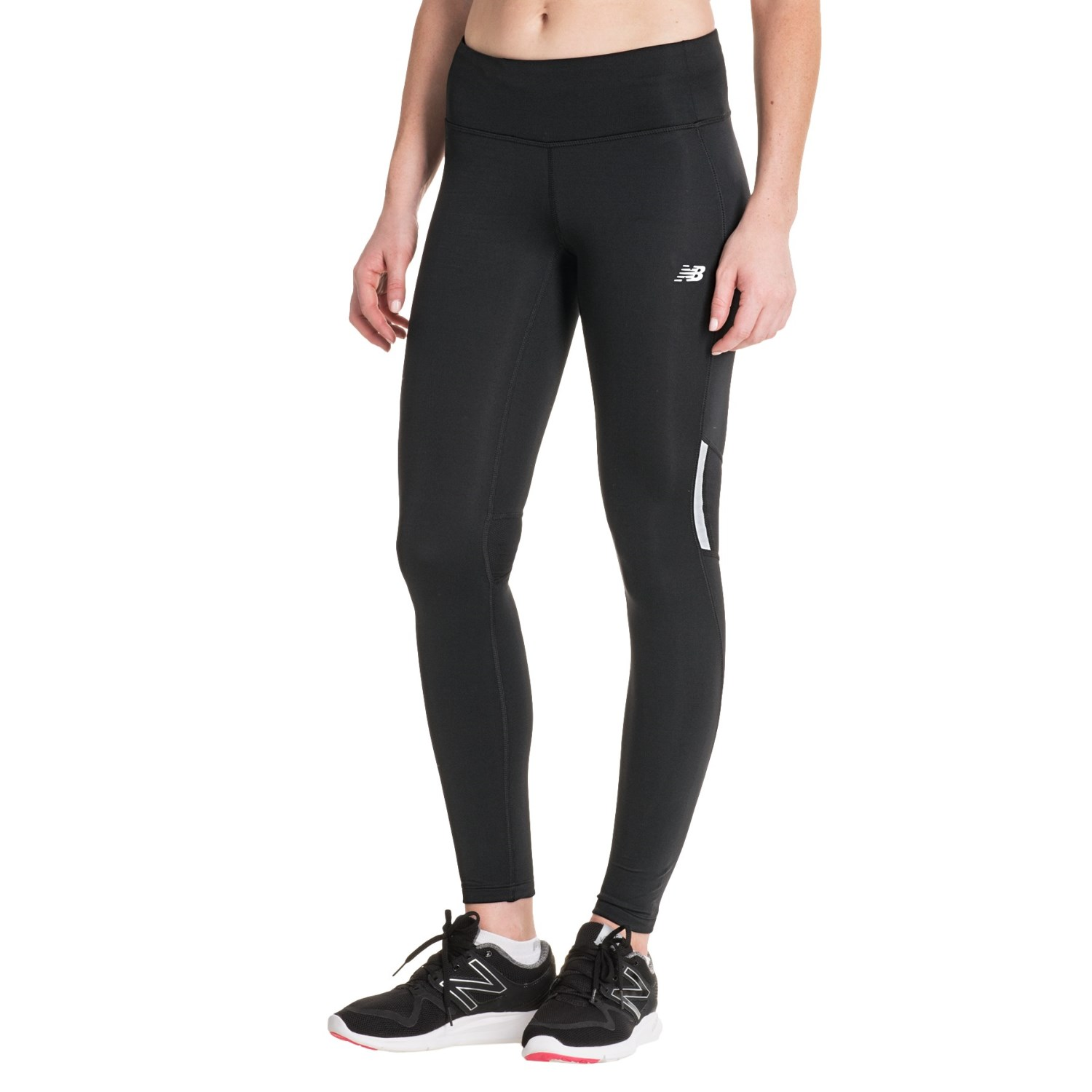 new balance running tights