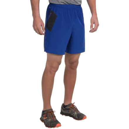 New Balance Shift Shorts (For Men) in Marine Blue - Closeouts