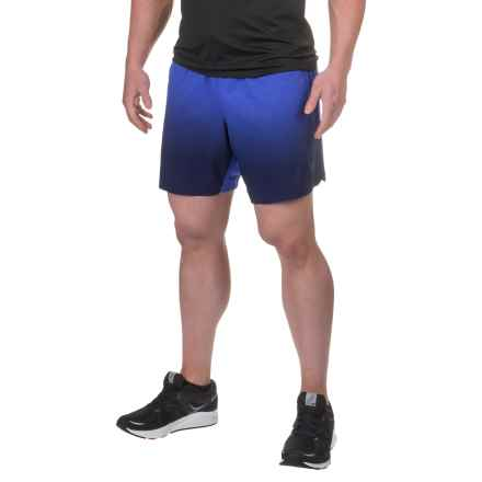 New Balance Shift Shorts (For Men) in Pacific Marl - Closeouts