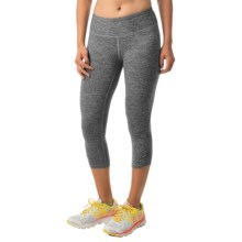 New Balance Space-Dye Capris (For Women) in Outer Space - Closeouts