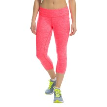 New Balance Space-Dye Capris (For Women) in Pink Zing - Closeouts