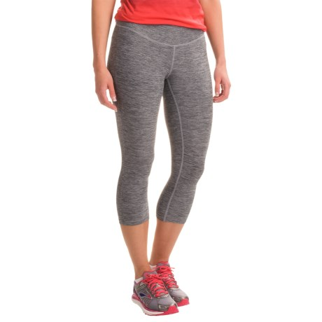 New Balance Space-Dyed Capris (For Women)