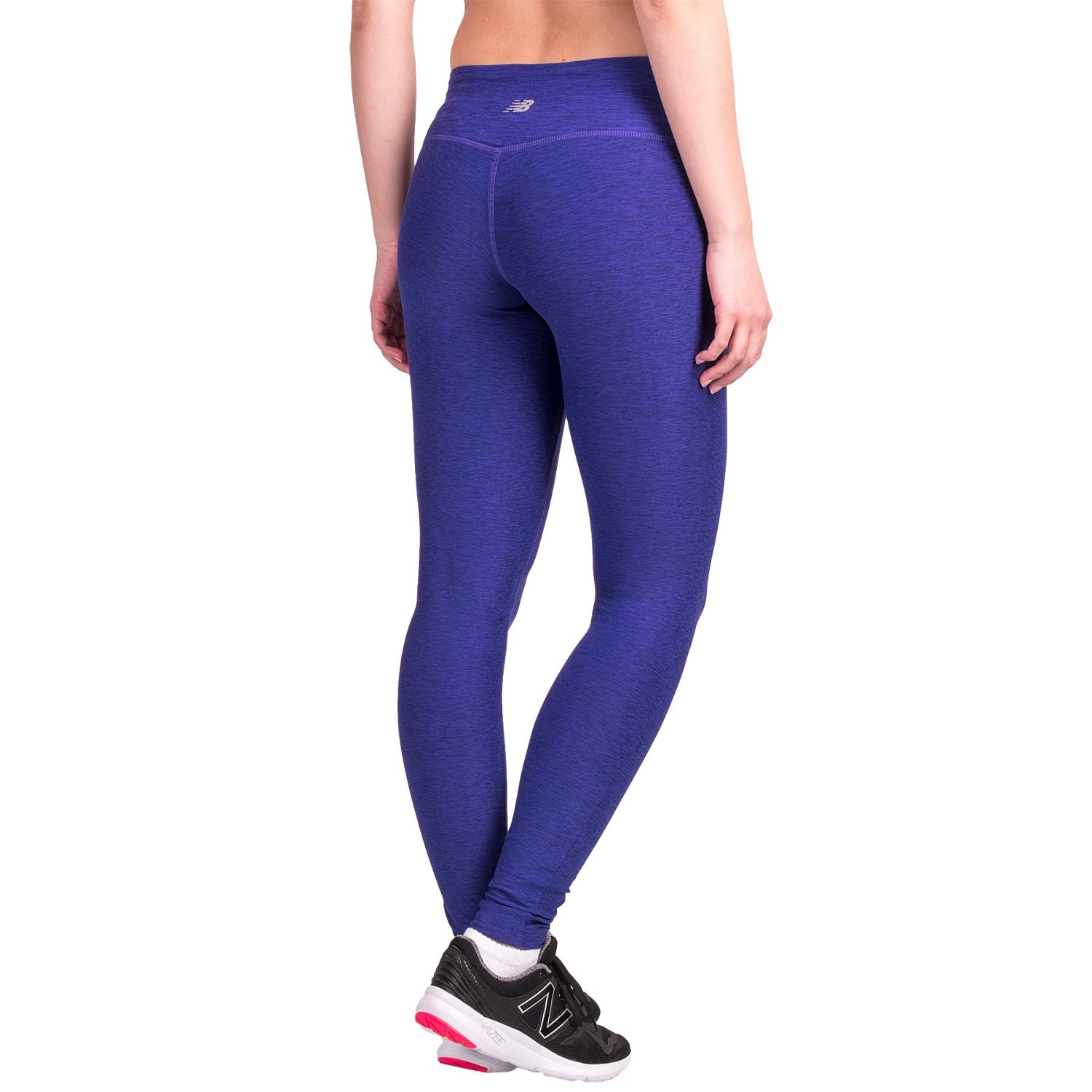 New Balance Space-Dyed Tights (For Women) - Save 50%