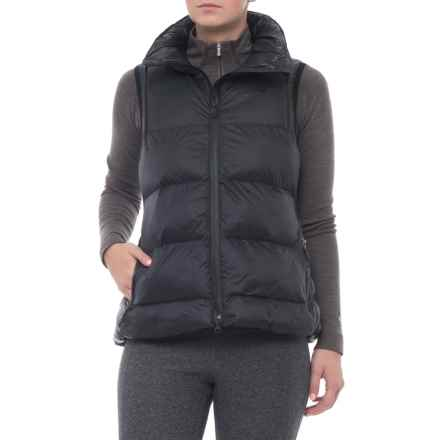 New Balance Sport Thermal Vest - Insulated (For Women) in Black - Closeouts