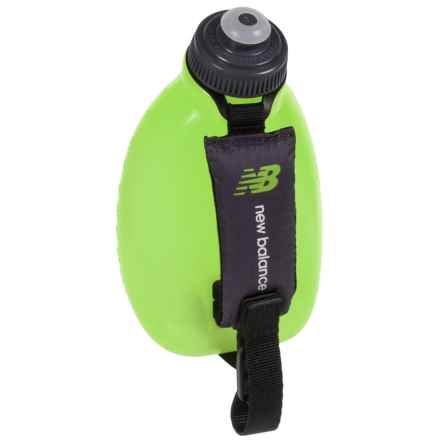 New Balance Sprint Palm Holder Bottle - 10 fl.oz., BPA-Free in Equinox/Toxic - Overstock