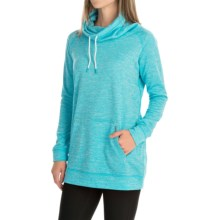 New Balance Sunrise Sweatshirt (For Women) in Bayside Heather - Closeouts