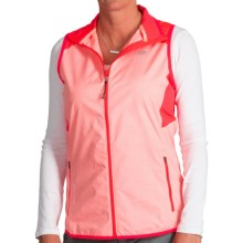 New Balance Surface Run Vest (For Women) in Fiji - Closeouts