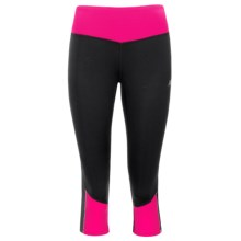 New Balance Tech Run Capris (For Women) in Amp Pink - Closeouts
