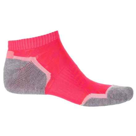 New Balance Technical Elite Court Socks - Below the Ankle (For Men and Women) in Pink - 2nds