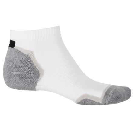 New Balance Technical Elite Court Socks - Below the Ankle (For Men and Women) in White - 2nds