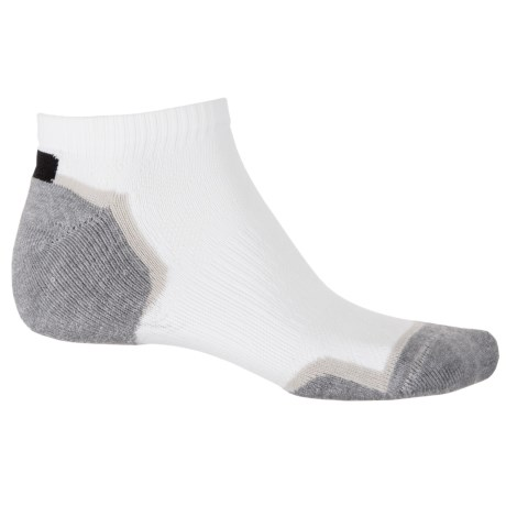 New Balance Technical Elite Court Socks - Below the Ankle (For Men and Women) in White