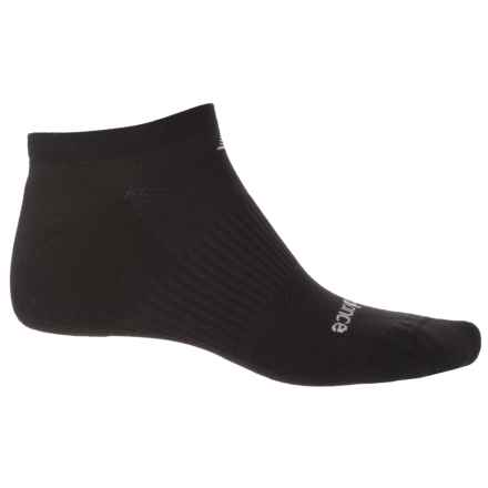New Balance Technical Elite NBx® Light Cushion Socks - Below the Ankle (For Men and Women) in Black - 2nds