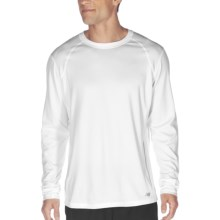 New Balance Tempo 2.0 Shirt - UPF 20+, Long Sleeve (For Men) in White - Closeouts