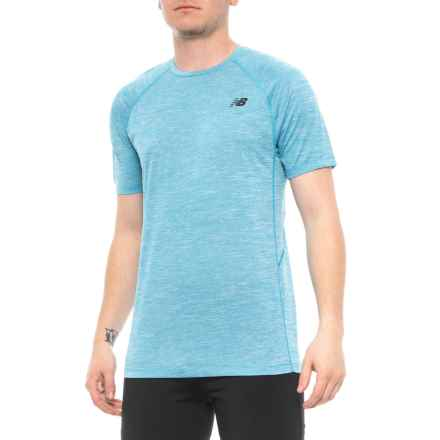 Tenacity Shirt - Short Sleeve (For Men) in Cadet - Closeouts