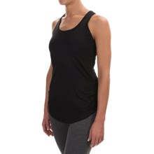 New Balance The Perfect Tank Top - Racerback (For Women) in Black - Closeouts