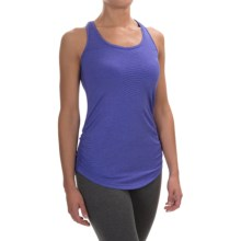 New Balance The Perfect Tank Top - Racerback (For Women) in Titan - Closeouts