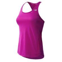 New Balance Tonic Tunic Tank Top (For Women) in Poisonberry - Closeouts