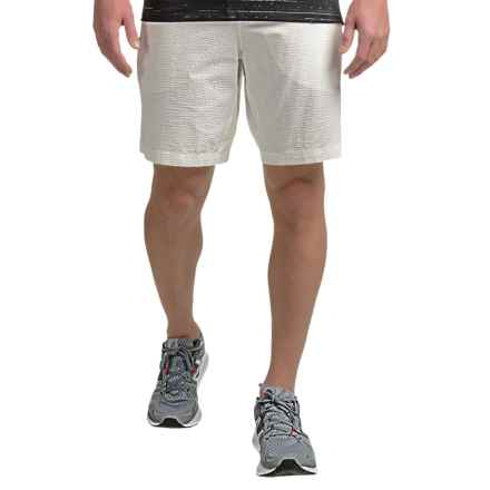 "New Balance Tournament 9"" Shorts (For Men) in White - Closeouts"