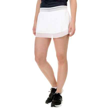 New Balance Tournament Skort (For Women) in White - Closeouts