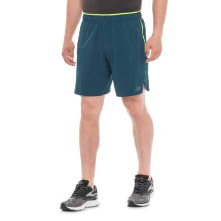 New Balance Transform 2-in-1 Shorts (For Men) in North Sea - Closeouts