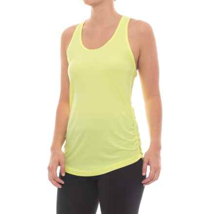 New Balance Transform Perfect Tank Top (For Women) in Solar Yellow - Closeouts