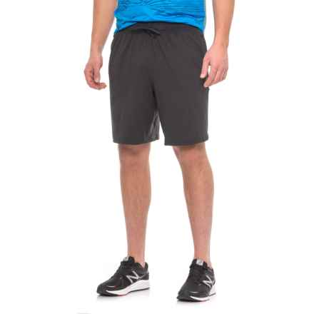 New Balance Transit Shorts (For Men) in Black - Closeouts