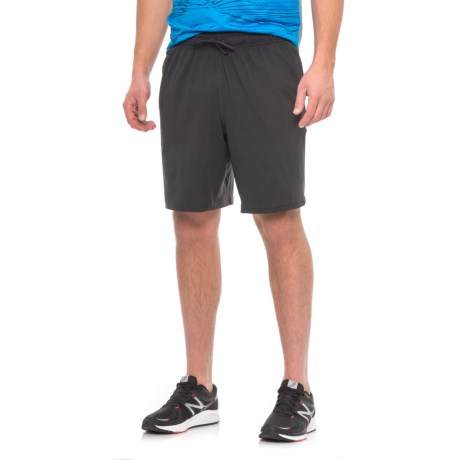 New Balance Transit Shorts (For Men) in Black