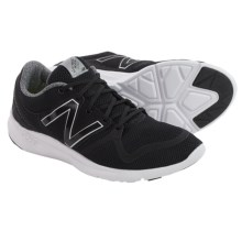 New Balance Vazee Coast Running Shoes (For Men) in Black/White - Closeouts