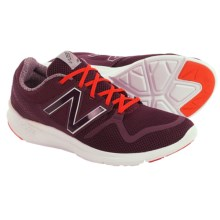New Balance Vazee Coast Running Shoes (For Men) in Burgundy/Orange - Closeouts
