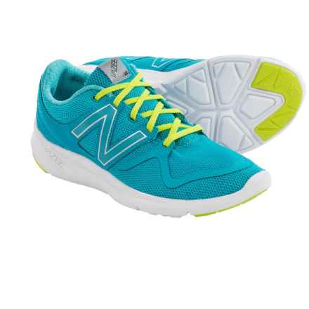 New Balance Vazee Coast Running Shoes (For Women) in Blue/White - Closeouts