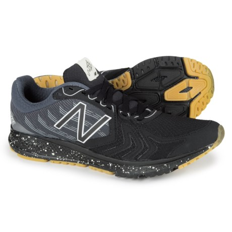 New Balance Vazee Pace 2 Running Shoes - Glow in the Dark (For Men) in Black/Silver
