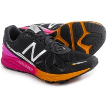 New Balance Vazee Pace Running Shoes (For Women) in Black/Azalea - Closeouts