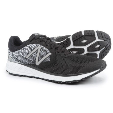 New Balance Vazee Pace V2 Running Shoes (For Men) in Black/White