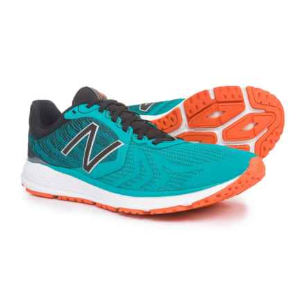 New Balance Vazee Pace V2 Running Shoes (For Men) in Pisces/Black/Dynamite - Closeouts