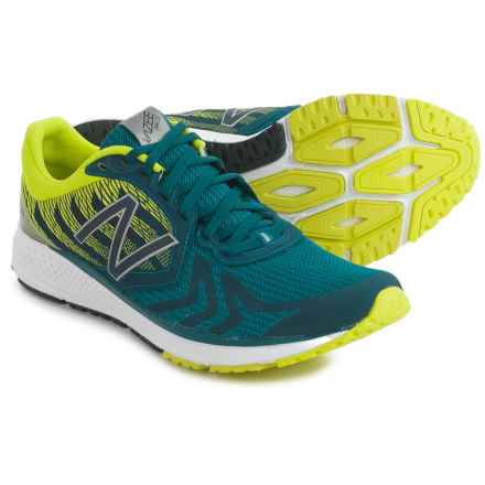 New Balance Vazee Pace V2 Running Shoes (For Men) in Teal/Yellow - Closeouts
