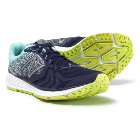 New Balance Vazee Pace V2 Running Shoes (For Women) in Dark Denim/Lime Glo