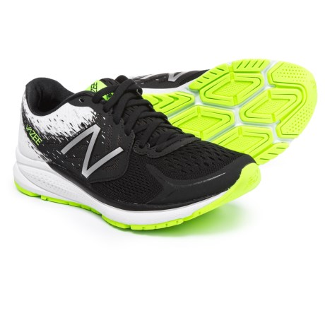 New Balance Vazee Prism 2 Running Shoes (For Women) in Black/White/Lime Glo