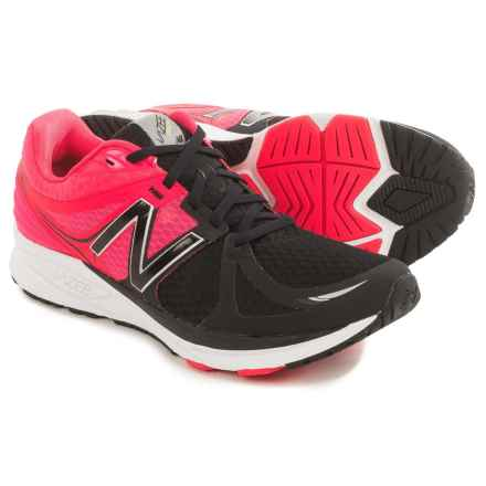 New Balance Vazee Prism Running Shoes (For Men) in Black/Pink - Closeouts