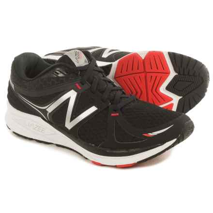 New Balance Vazee Prism Running Shoes (For Men) in Black/White - Closeouts