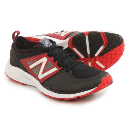 New Balance Vazee Quick Cross-Training Shoes (For Men) in Black/Red - Closeouts